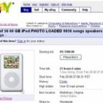 If you are selling your iPod... 1
