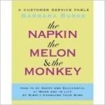 Napkin, Melon, Monkey